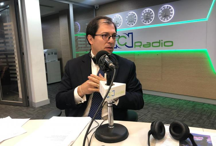 Francisco Barbosa Delgado, Fiscal General de la Nación