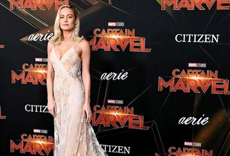 La protagonista de 'Capitana Marvel' busca más participación de personajes femeninos en el universo de los cómics.