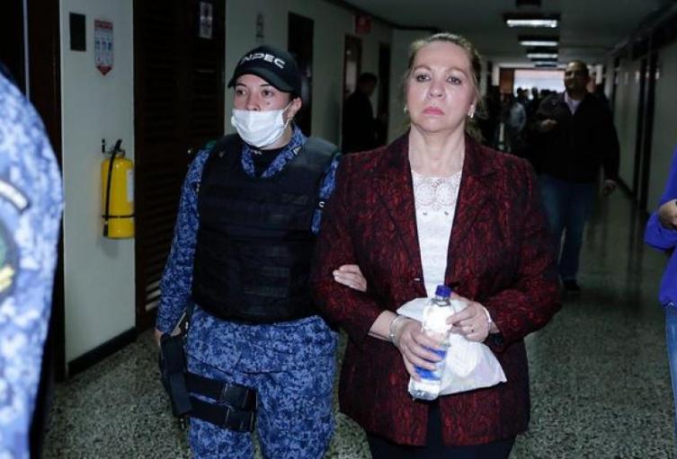 Niegan revocatoria de medida de aseguramiento a Silvia Gette