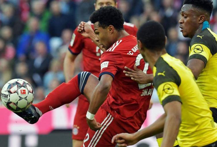 Bayern Múnich y Borussia Dortmund definen la Bundesliga