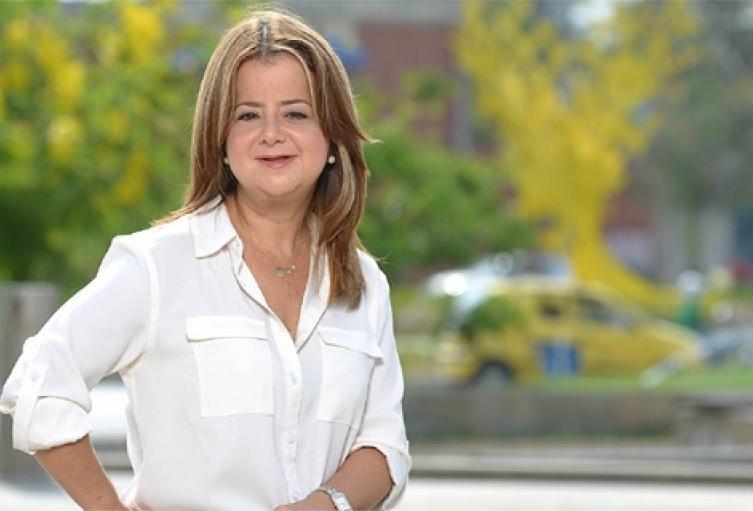 Elsa Noguera Candidata