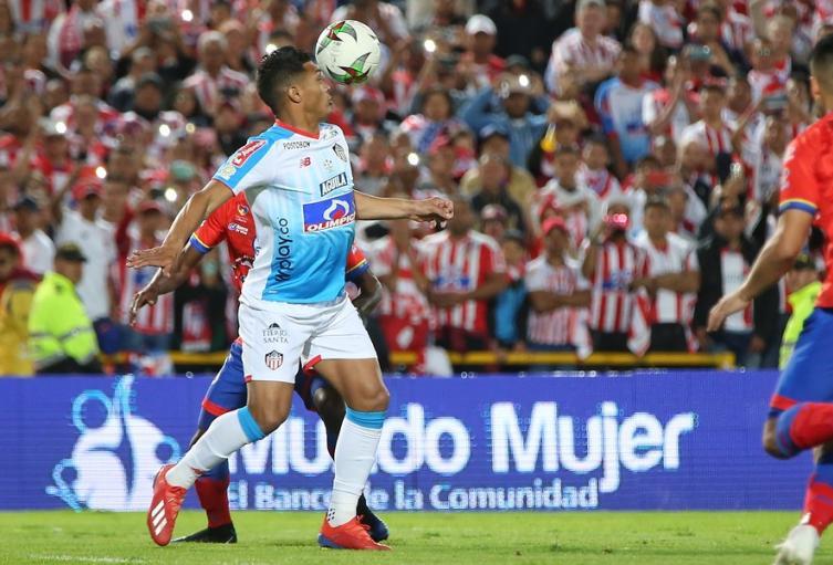 Teófilo Gutiérrez- Junior de Barranquilla