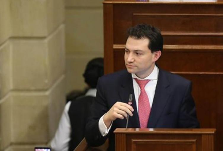 Carlos Felipe Córdoba Larrarte, Contralor General de la Nación