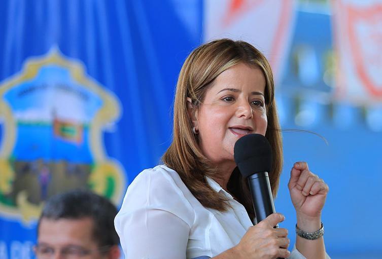 Elsa Noguera, gobernadora del Atlántico