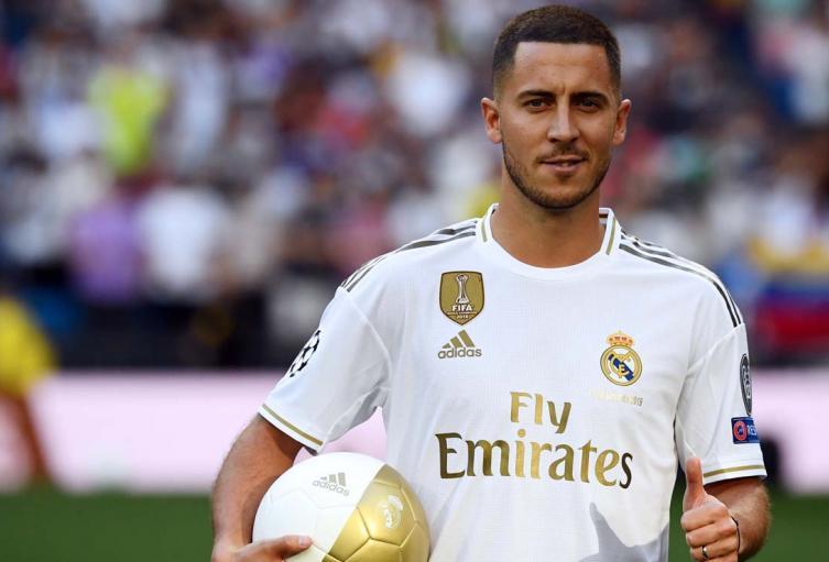 Eden Hazard - Real Madrid