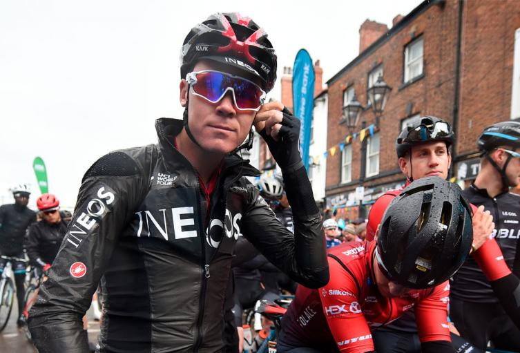 Chris Froome, INEOS