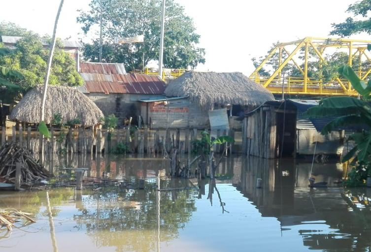 Autoridades informan que las lluvias seguirán en el sur de Córdoba.
