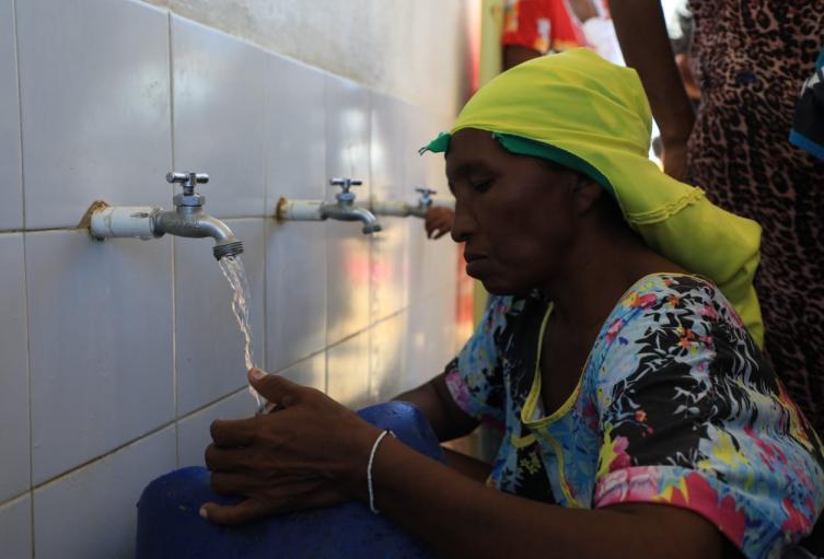 Agua potable para La Guajira.