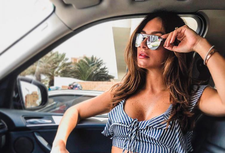 Kimberly Reyes es una reconocida actriz y modelo