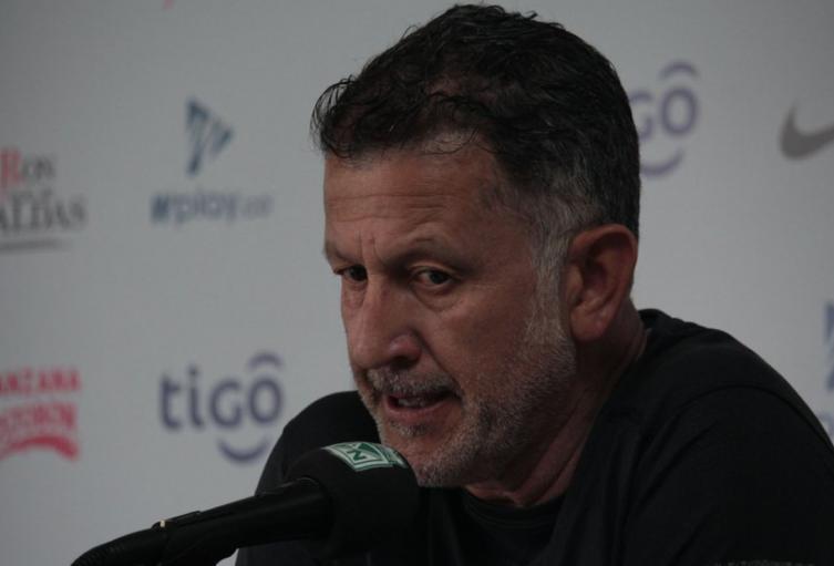Juan Carlos Osorio, técnico de Nacional