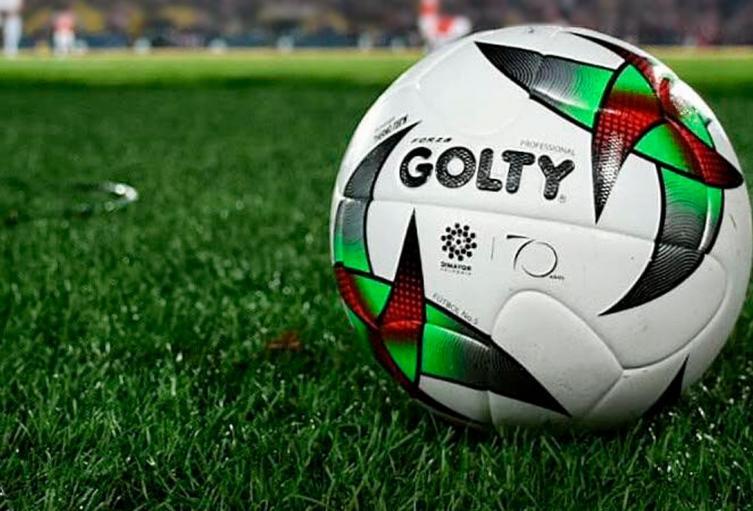 Liga Águila - balón oficial