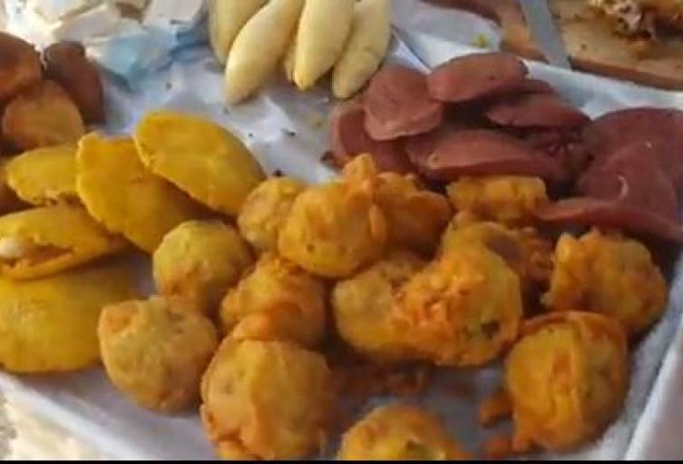 Las delicias del Festival del Frito de Cartagena