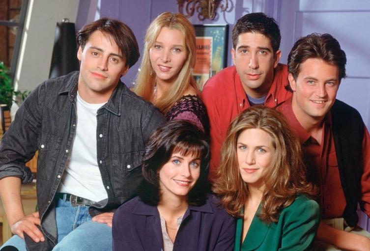 Serie Friends