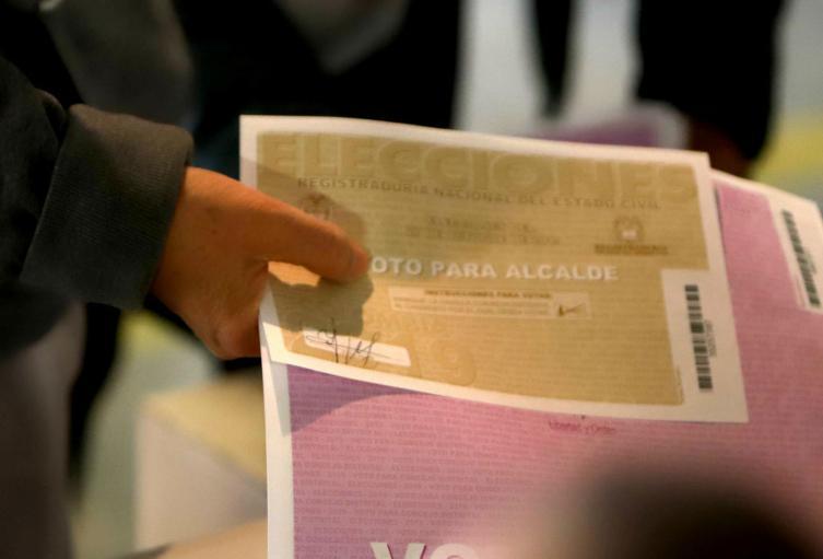 Elecciones regionales en Colombia 2019