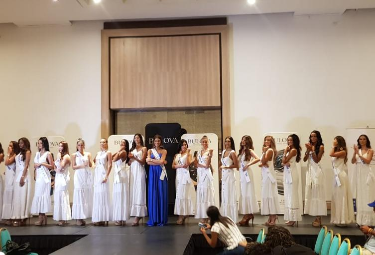 En La Heroica ya se encuentras las 22 candidatas que planean convertirse en la nueva representante del país en Miss Universo