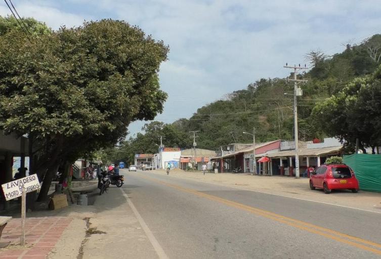 Jurisdicción de Santa Marta
