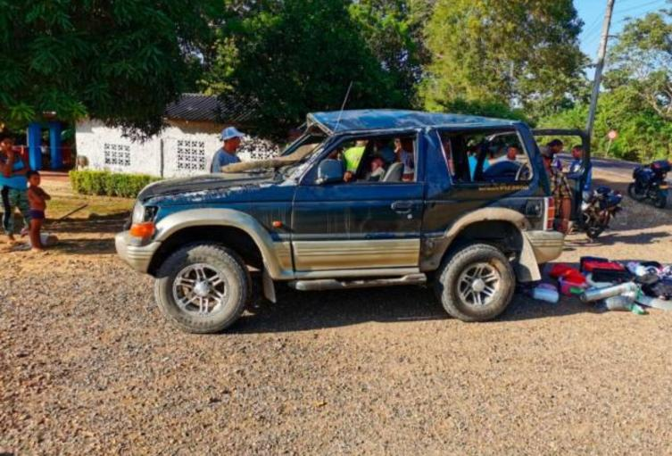 La mujer de 94 años viajaba de San Onofre (Sucre) hacia Cartagena
