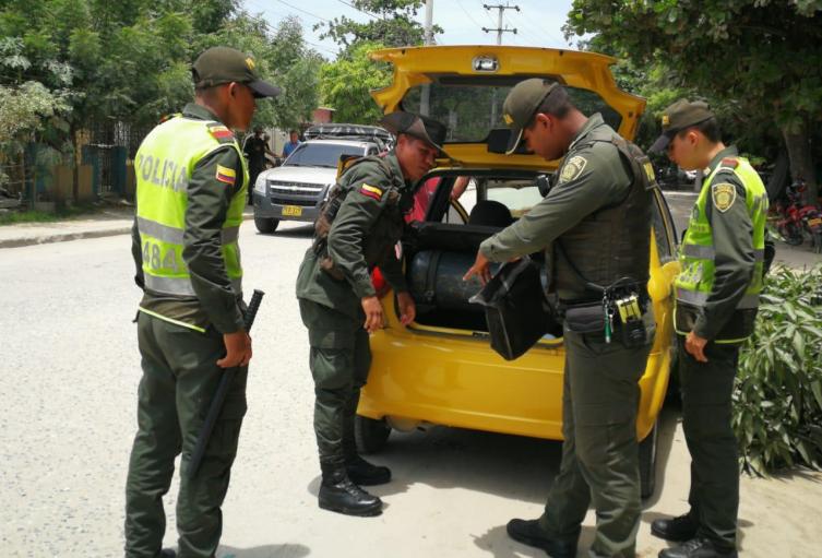 Desmantelan banda delictiva en Ciénaga (Magdalena)