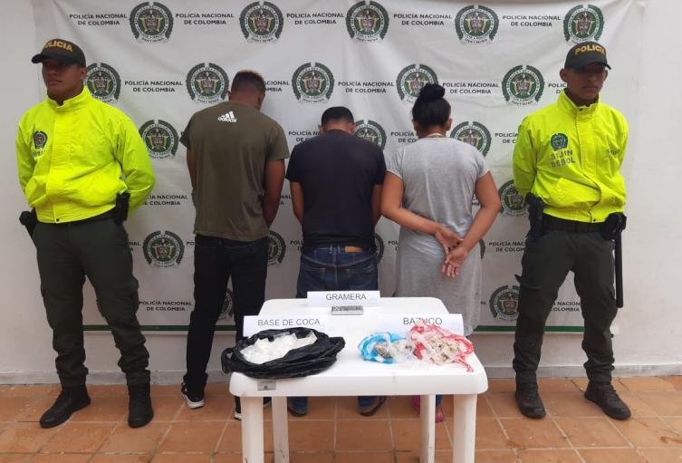 Los allanamientos, que fueron avalados por la Fiscalía 58 seccional de Mompox, se realizaron de forma simultánea