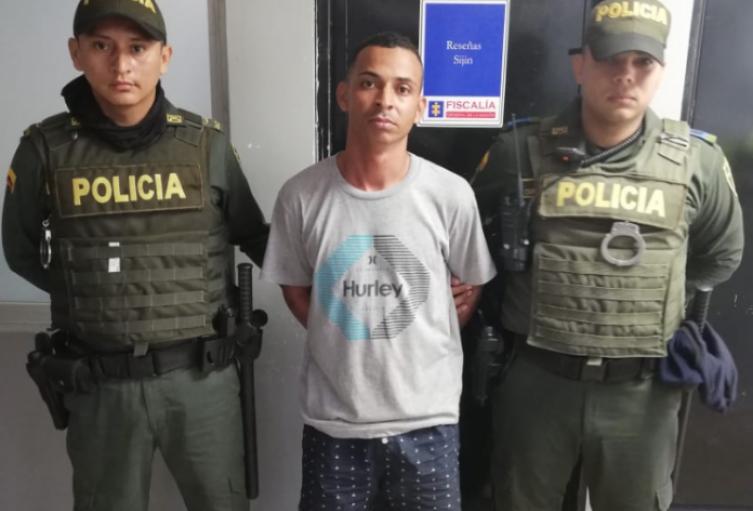 Alias El Rey había sido capturado en noviembre del año 2019.