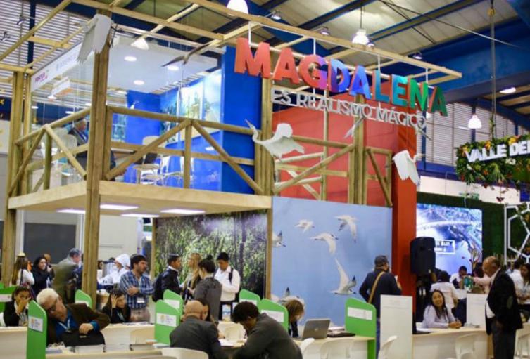 El evento se realiza en Corferias con presencia de invitados nacionales y internacionales.