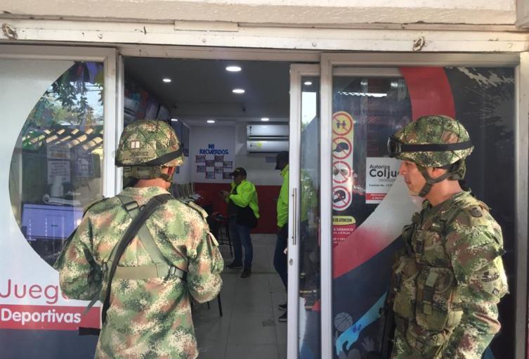 siguen los operativos contra las apuestas ilegales en La Guajira