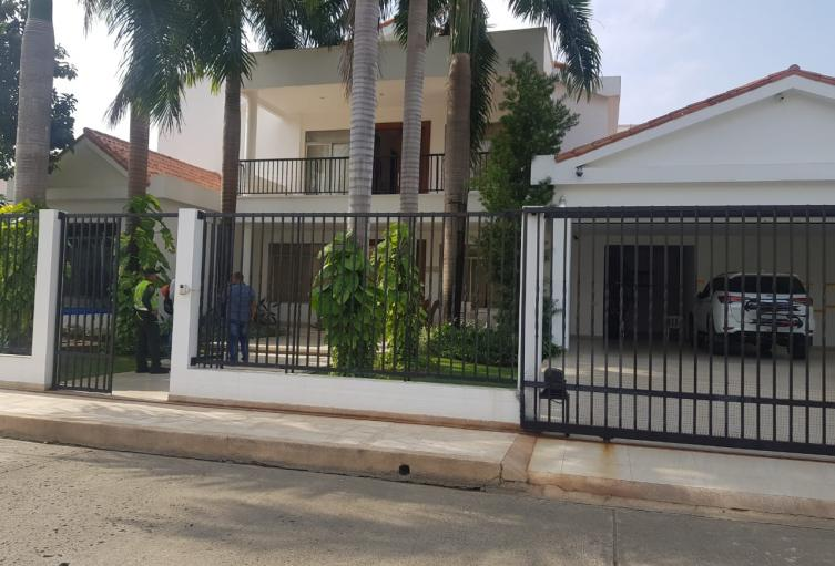 Los asaltantes estarían involucrados en varios robos en Montería.