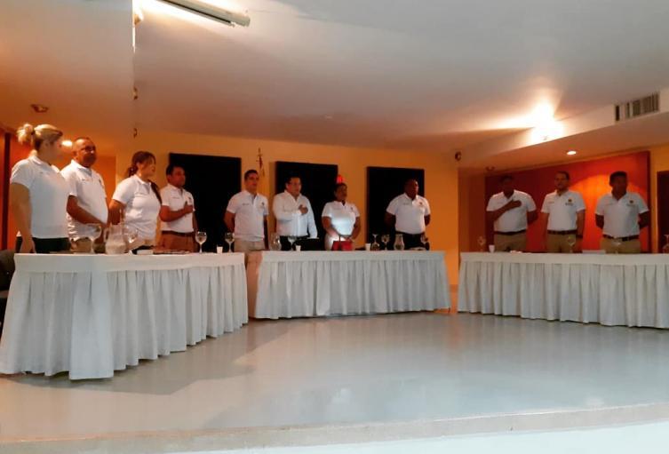 Los diputados salieron de Riohacha esta vez a Maicao