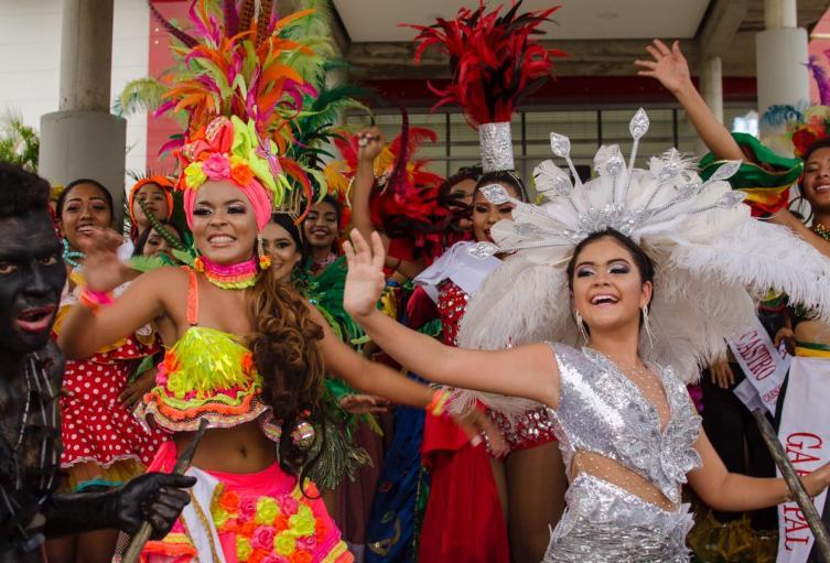 Carnaval de corazón social en Valledupar