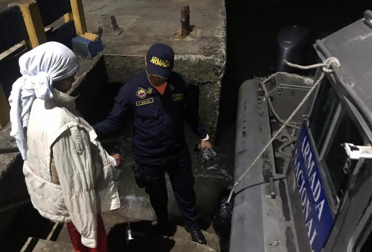 Rescate de menor venezolana en Buenaventura