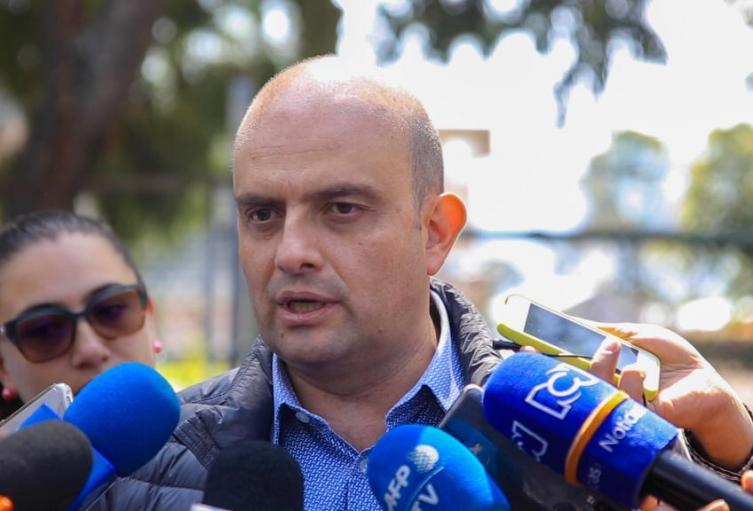 Ministro de Salud (e), Iván Darío González.