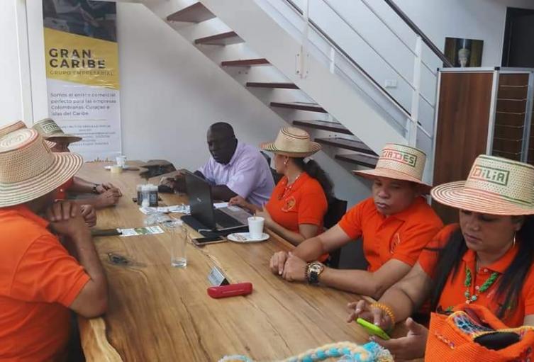 Los ganaderos guajiros se han reunido con el sector en Curazao para reactivar el comercio y fortalecer la capacitación en las isla