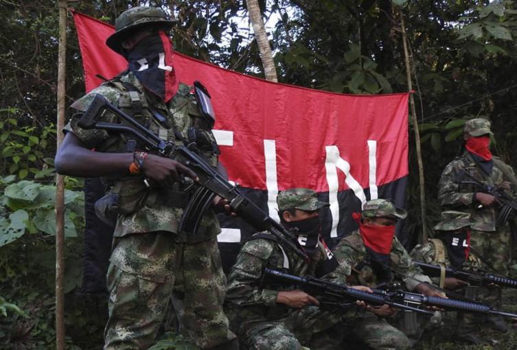 Colombia reforzó su seguridad ante la amenaza armada del ELN