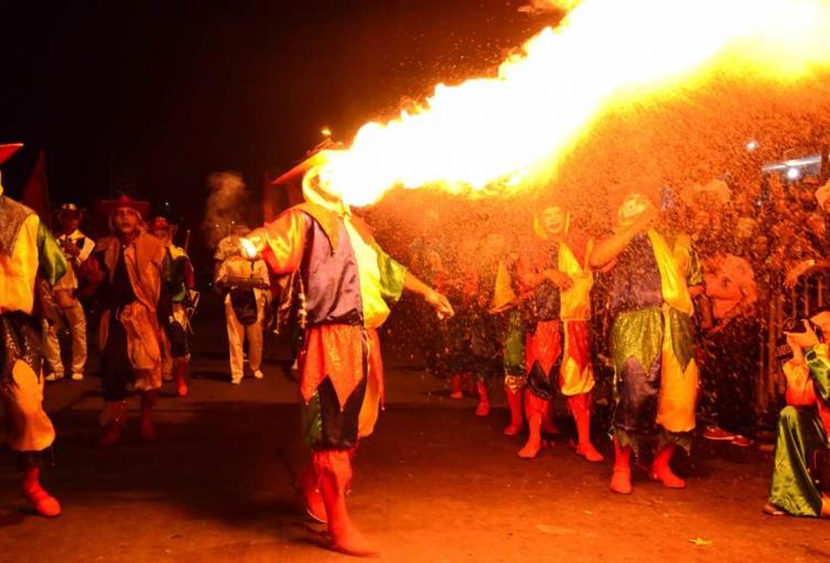 La Guacherna será el primer desfile oficial del Carnaval de Barranquilla