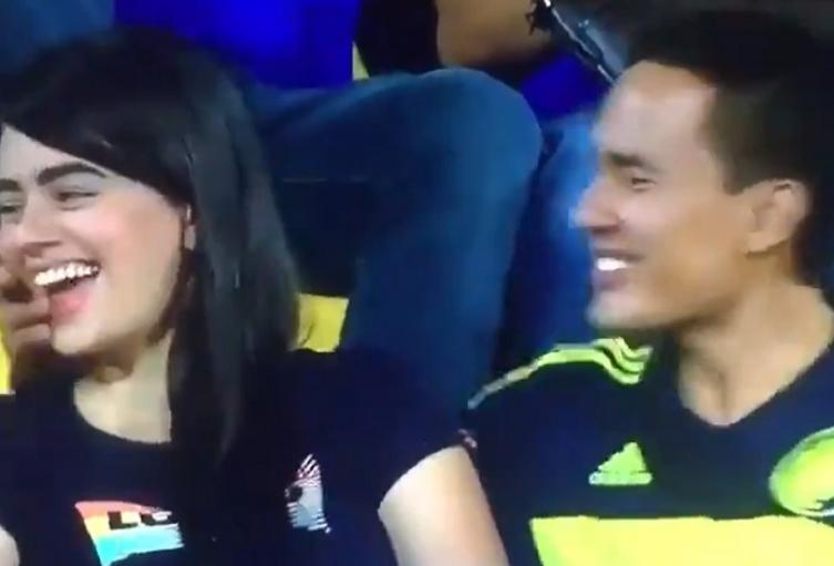 Kiss Cam Colombia