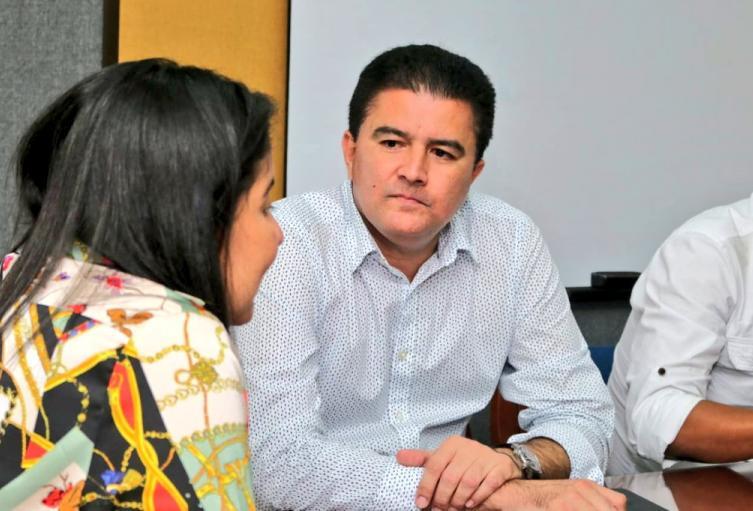 El alcalde de Soledad tiene una demanda de nulidad electoral.