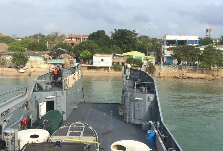 Inspector de Isla Fuerte denuncia que está siendo víctima de amenazas