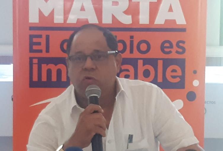 Secretario de Salud de Santa Marta