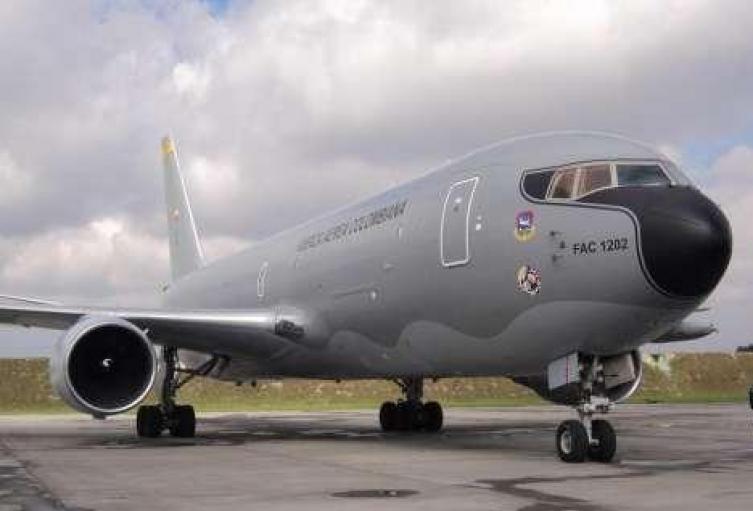 Fuerza Aérea Colombiana Avión Jupiter