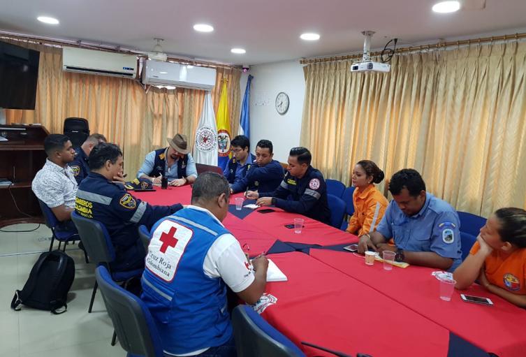 La alcaldía de Santa Marta decreto Alerta Amarilla en todo el Sistema de Salud