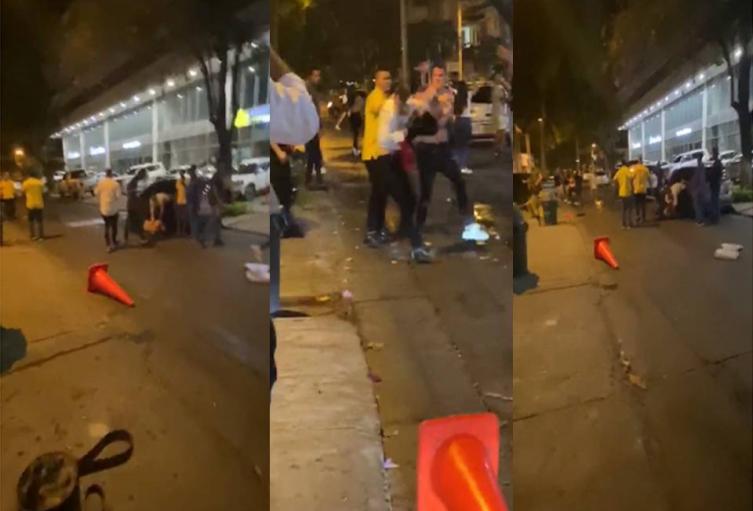 """El presidente de la organizaciòn """"Cabalgar"""", fue golpeado brutalmente"""