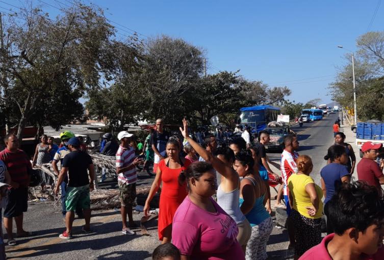 Barrio 11 de Noviembre de Santa Marta