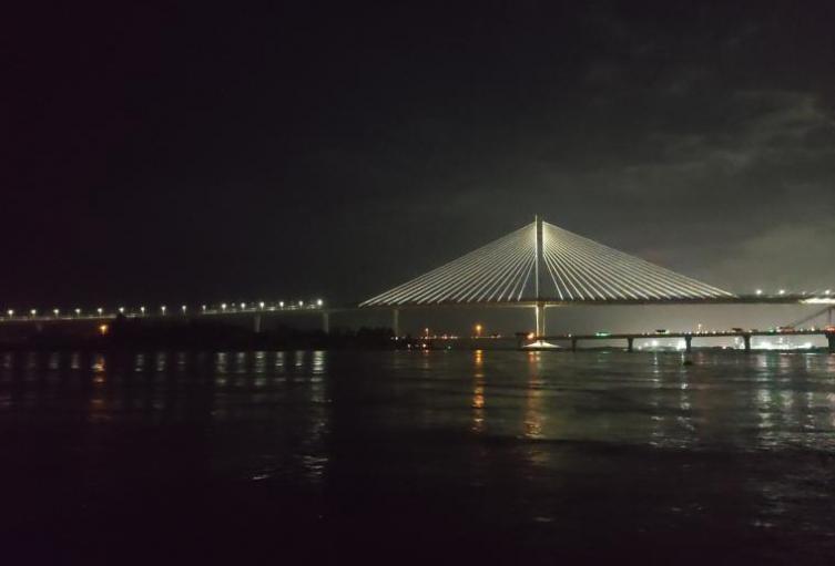 El puente Pumarejo fue inaugurado el 20 de diciembre de 2019.