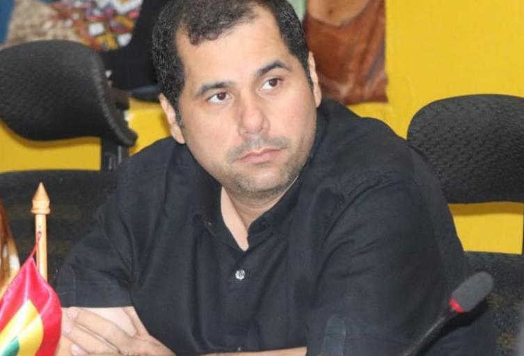 Concejal Wilson Toncel