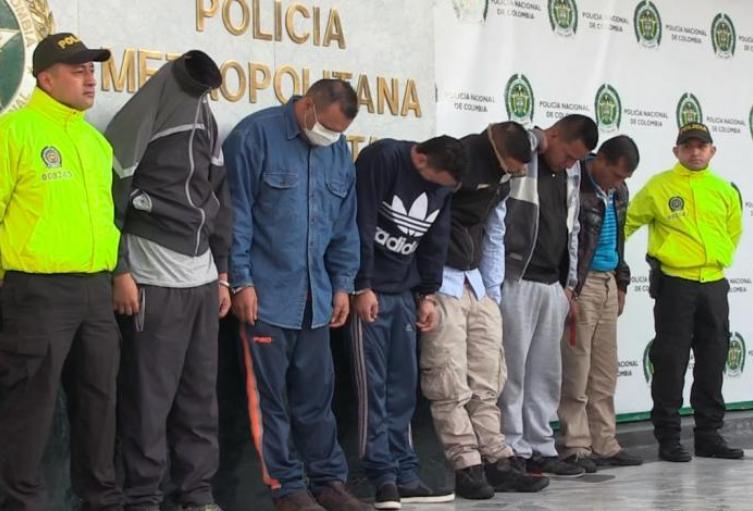 Más de 400 son cuidadanos venezolanos.