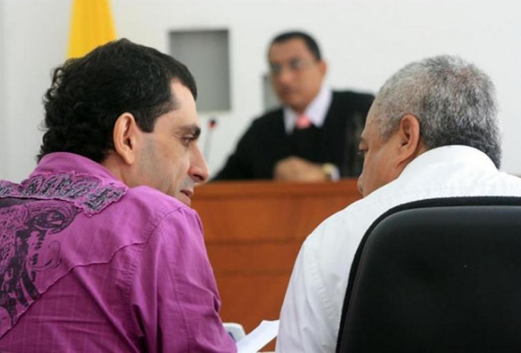 El empresario Samuel Viñas fue sentenciado a 42 años de prisión por el crimen de su esposa.