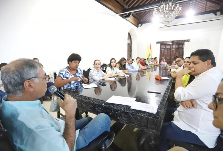 Concejales y Alcalde