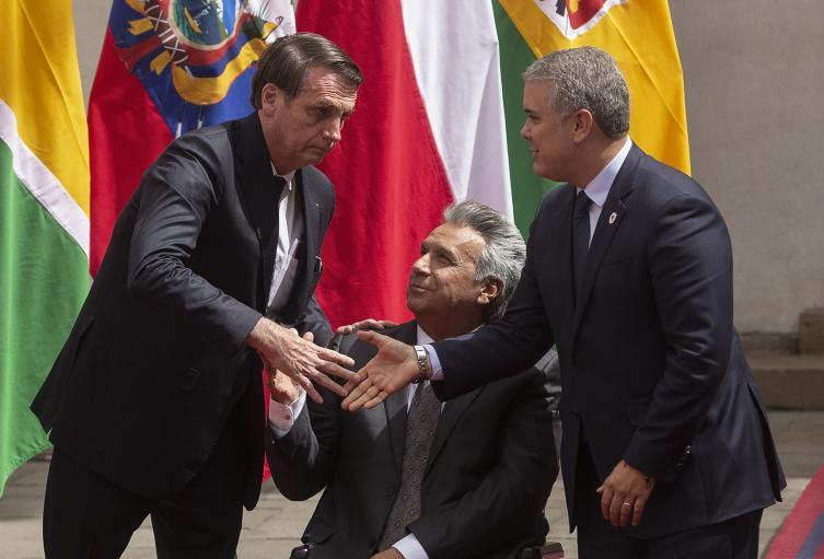 Presidente Iván Duque en Prosur