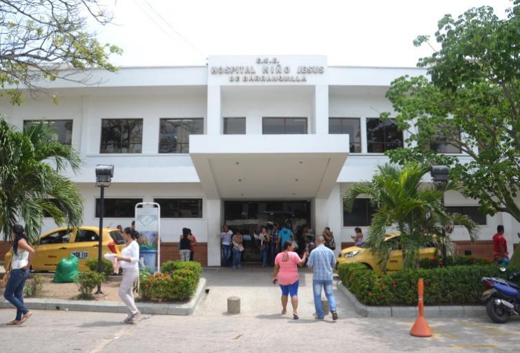 Hospital Niño Jesús Protesta