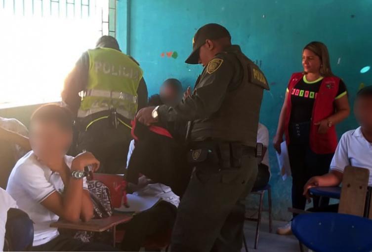 La Policía se sorprendió del caso que prendió las alarmas en temas de prevención